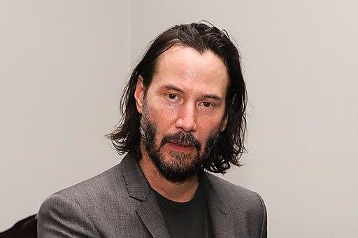 Reunião com o ator norte-americano Keanu Reeves (40564290773) (cropped)