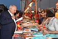 Reuven Rivlin and his wife visited the Hebrew Book Week fair at the Jerusalem Station compound (3632).jpg