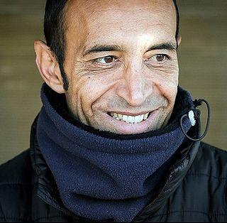 Reza Enayati Iranian footballer