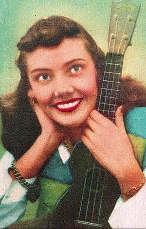 Rhoda Williams - Williams in 1953.