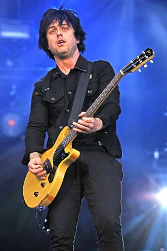 Billie Joe Armstrong - Image: Ri P2013 Green Day Billie Joe Armstrong 0016