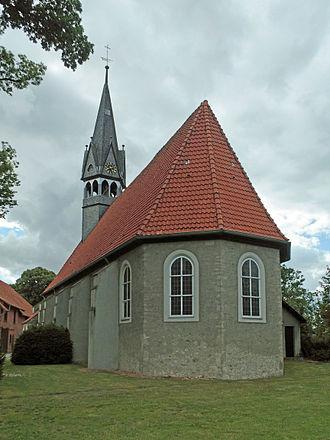 Ribbesbüttel - The lutheran church