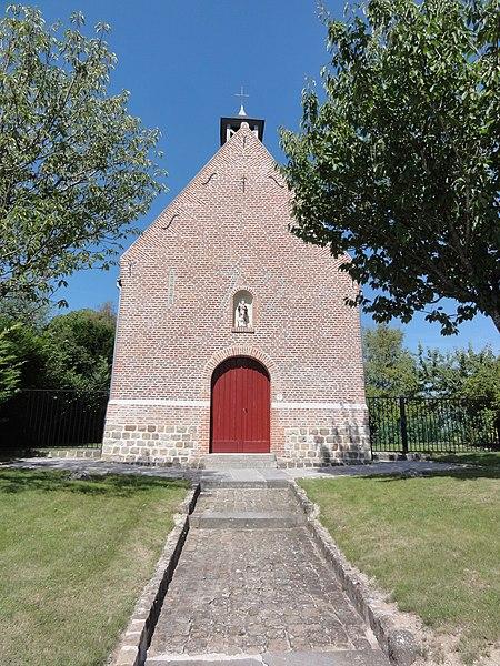 Ribemont (Aisne) chapelle Saint-Germain