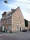 foto van Huis, met trapgevel aan de Sint Nicolaasstraat.