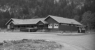 Rising Sun Auto Camp - Image: Rising Sun General Store