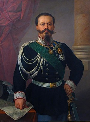 Victor Emmanuel II of Italy - Image: Ritratto di S.M. Vittorio Emanuele II