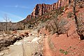 River in Kolob Canyons, Walk to the Kolob Arch (Zion National Park) (3440691612).jpg