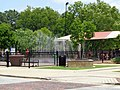 Riverfront Park fountain on in Albany.JPG