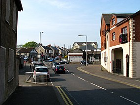 Road junction, Dundonald.jpg