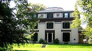 Milton Hill Historic District - Image: Robert B Forbes House Milton MA