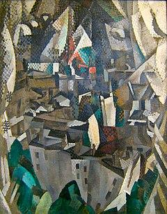 Cubisme wikip dia for Braque peintre