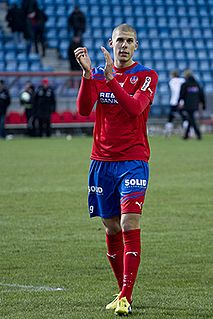 Robin Simović Swedish footballer