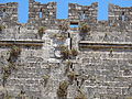 Rodi, bastione di san giorgio, stemma piero d'aubusson 01.JPG
