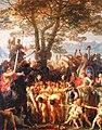 Romains passant sous le joug Charles Gleyre.jpg