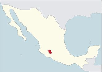 Roman Catholic Diocese of Zamora in Mexico - Image: Roman Catholic Diocese of Zamora in Mexico