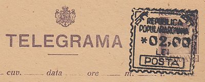 Romania stamp type PO-B4point1B.jpg