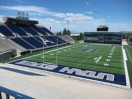 Maverik Stadium - Wikipedia