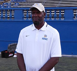 Ron English (American football) American football player and coach