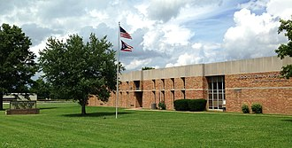 Rootstown Township, Portage County, Ohio - Rootstown High School
