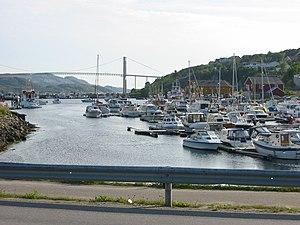 Vikna - View of Rørvik