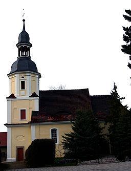 Rosenfeld bei Torgau Kirche