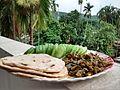 Roti with Bhindi Masala.jpg