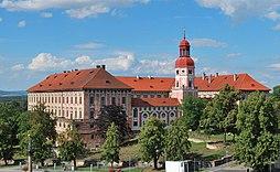 Zámek z Karlova náměstí