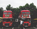 Routemaster buses RM541 and RML2505, 2005 Whitley Bay Bus Rally.jpg