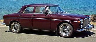 Rover P5 - Rover 3.5 Litre Saloon