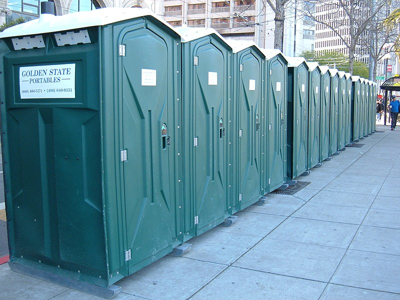 File:Row of Golden State Portables.JPG