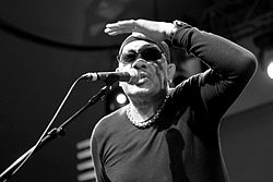 Roy Ayers @ Becks Music Box (12 2 2011) (5457445847).jpg