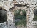 Ruševine na kninskoj tvrđavi.JPG