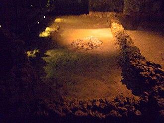 Olisipo - Image: Rua dos Correeiros's Archaeological Centre