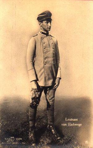 Rudolf von Eschwege - Image: Rudolf von Eschwege