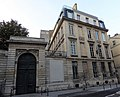 Rue de Vaugirard 50-rue Férou Presbytère St-Sulpice.jpg