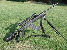 Mini 14 with Bipod