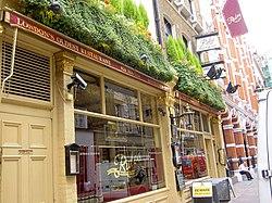 Rules, London's oldest restaurant. - geograph.org.uk - 510375.jpg