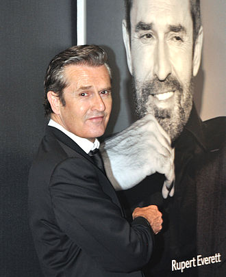 Rupert Everett - Rupert Everett at Munich Film Festival, 2015