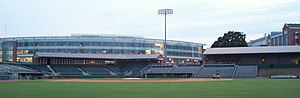 Georgia Tech Yellow Jackets - Russ Chandler Stadium