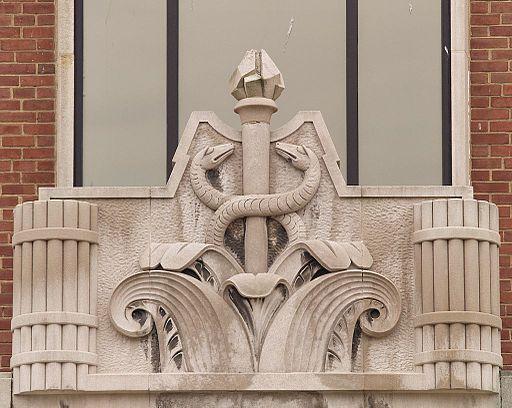 Russell A. Dixon Building Caduceus (Washington, DC)