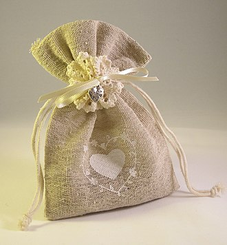 Party favor - A traditional wedding and party favour