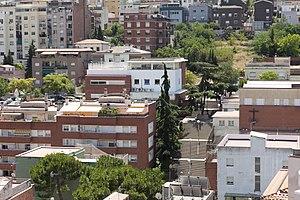 Rutes Històriques a Horta-Guinardó-cc taxonera+escales 02.jpg