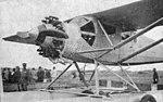 Ryan Brougham floatplane L'Aéronautique April,1929.jpg