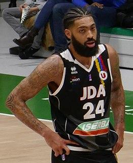 Ryan Pearson (basketball) American basketball player