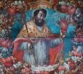 São Ricardo de Chichester - José Pinhão de Matos (Capela Dourada dos Noviços da Ordem Terceira de São Francisco de Assis, Recife, Pernambuco).png