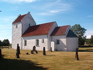 Södra Åsum Old Church