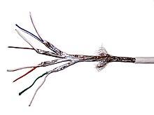 Twisted-Pair-Kabel – Wikipedia
