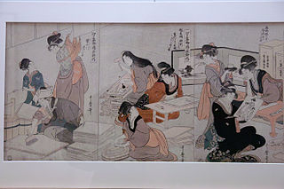 Edo Meibutsu Nishikie Kōsaku