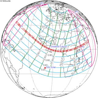 Solar eclipse of December 4, 1983