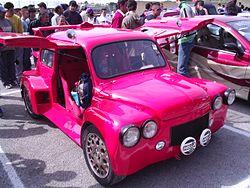 Lowrider Car Seat